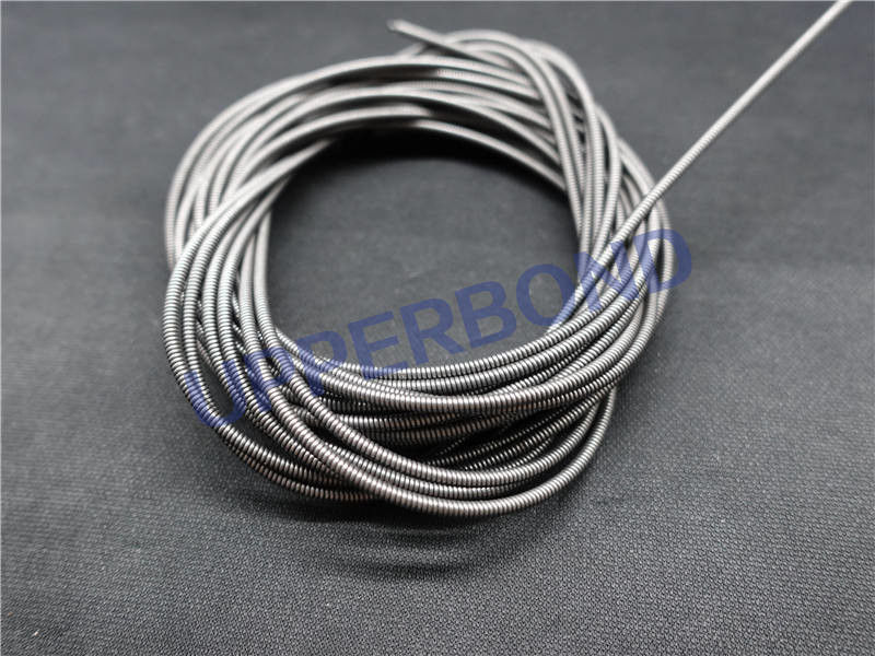 Mk8 Mk9 Tobacco Machinery Spare Parts Alloy Material Spring Band